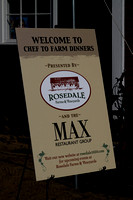 max/rosedale farm dinners